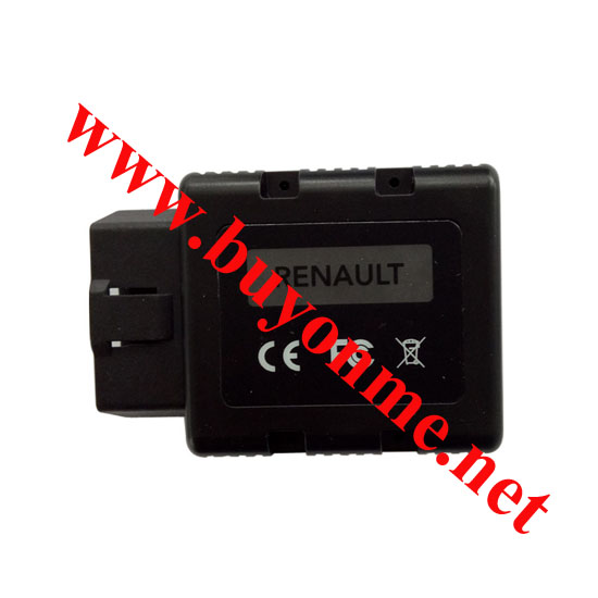 Renault-COM Bluetooth Diagnostic&Programming as Renault Can Clip
