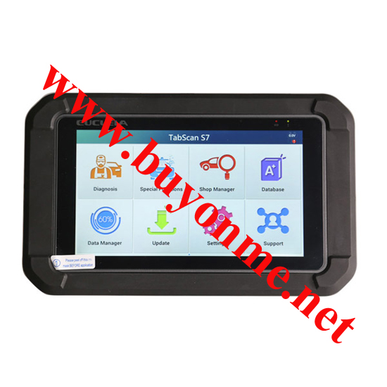 EUCLEIA TabScan S7 Automotive Intelligence Diagnostic System