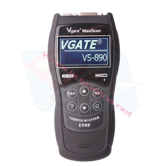 Vgate Scan Tool MaxiScan VS890 OBDII Code Reader